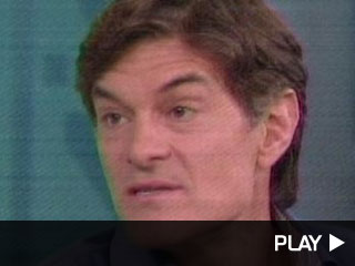 Nothing is off limits for Dr. Oz on his new TV show
