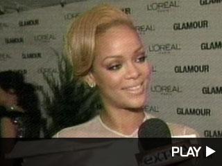 Rihanna hopes to inspire young women