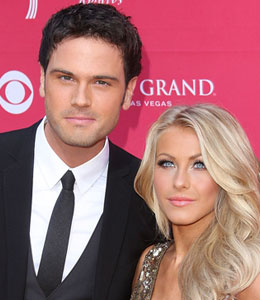 Julianne Hough and Chuck Wicks call it quits