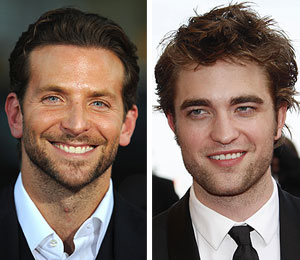 bradley cooper robert pattinson