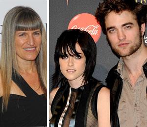 Director Catherine Hardiwck hints at a real romance between Robert Pattinson and Kristen Stewart
