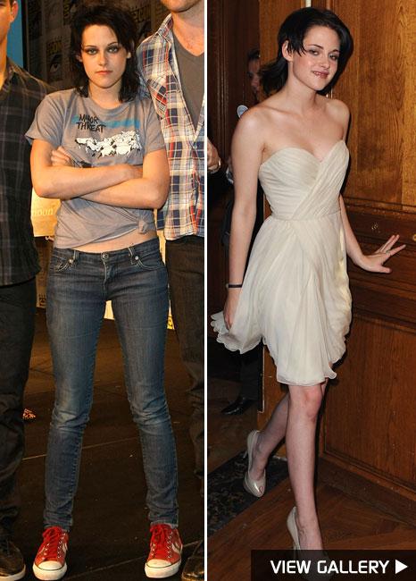 Kristen Stewart's 'New Moon' Outfits