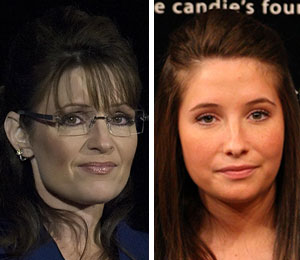Sarah Palin confesses she was shocked and 'devastated' by Bristol's pregnancy