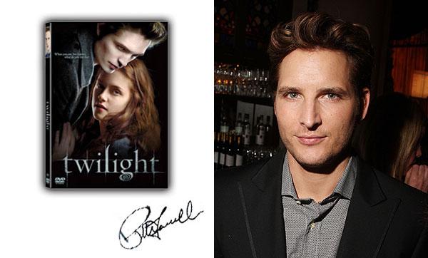 peter facinelli twilight dvd