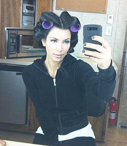 Kim Kardashian CSI