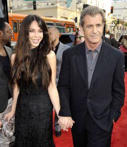 Mel Gibson Lucia Anne Oksana Grigorieva