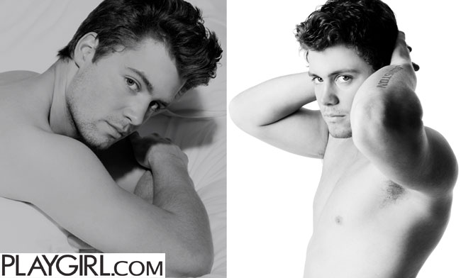 New Levi Johnston Playgirl pics hit the web