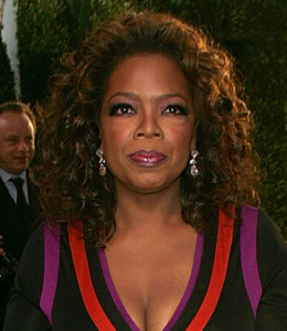 Who should be Oprah's last guest?