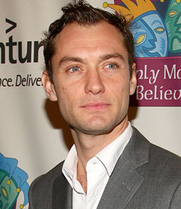 Jude Law gets heckled at by NYU students