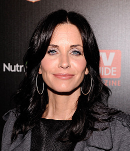 courteney cox cougar town