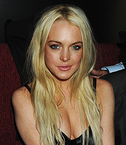 Lindsay Lohan Michael Lohan Voicemails fight