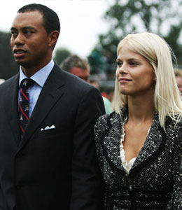 Tiger Woods and wife Elin Nordegren seek counseling