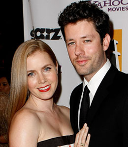 Amy Adams is pregnant