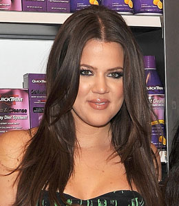 Khloe Kardashian denies rumors of fighting with Lamar Odom
