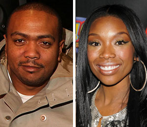 Timbaland reintroduces Brandy to the spotlight