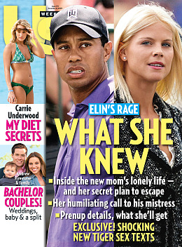 tiger woods us weekly