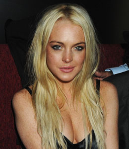 Lindsay Lohan tweets about charity work in India