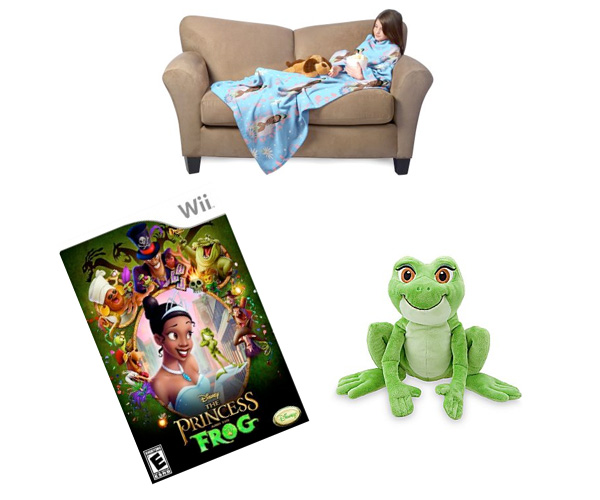 Win 'The Princess and the Frog' gift bag