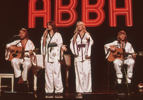 ABBA, Genesis To Be Inducted in Rock and Roll Hall of Fame