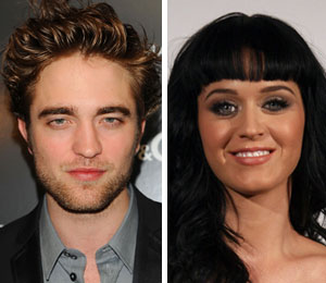 No Romance for Robert Pattinson and Katy Perry