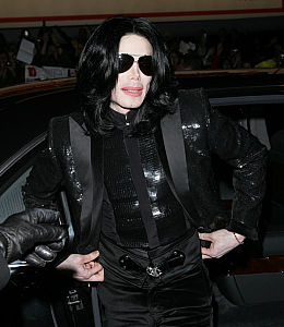 Circus will share Staples Center with Michael Jackson