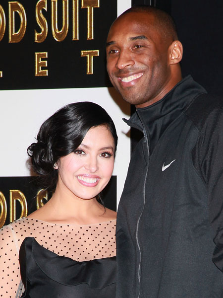 Who is kobe wife dating