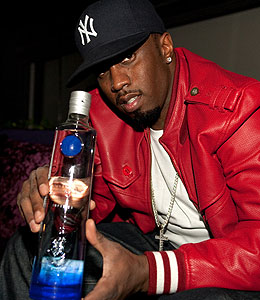 diddy ciroc vodka