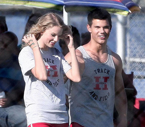 taylor lautner taylor swift love connection