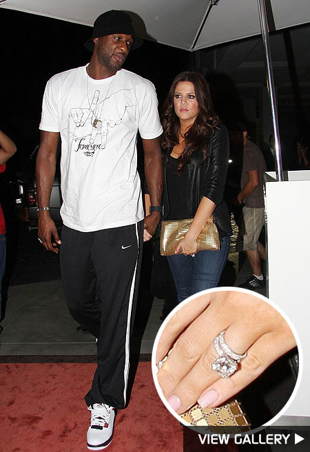 khloe kardashian wedding band bling