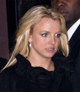 Britney Spears's Elle Magazine mishap