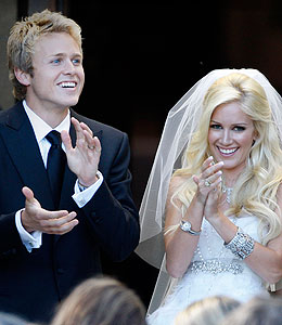 inside heidi montag and spencer pratt's wedding