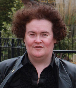 susan boyle is rumored to have an emotional breakdown