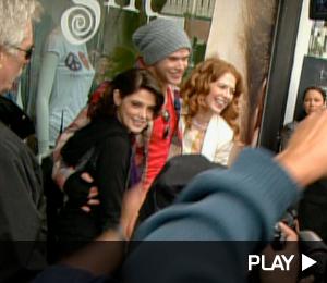 Twilight Cast On Robertson