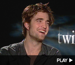 Robert Pattinson is a Dirty Boy