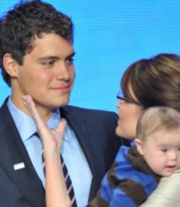 Levi Johnston Sarah Palin