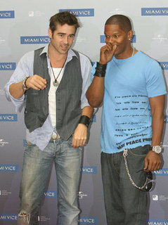 cee6da9d84454 Colin Farrell and Jamie Foxx