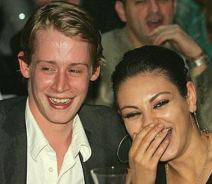 Mila Kunis and Macaulay Culkin to Splitsville