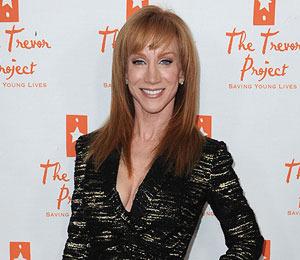 Kathy Griffin: 'My Mom Prefers the Kardashians'