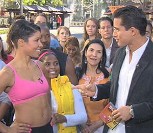 Get Fit at The Grove with Jeanette Jenkins