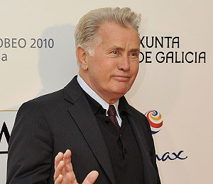 Father Knows Best: Martin Sheen Stepping in to Help Charlie?