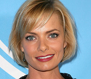 'Extra' Exclusive: Jaime Pressly Opens Up about Divorce