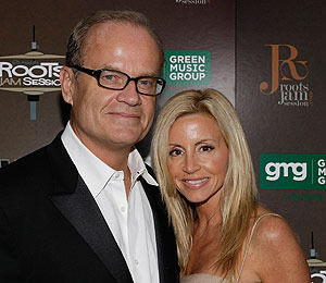 Extra Scoop: Camille and Kelsey Grammer Divorce: It's a Wrap!