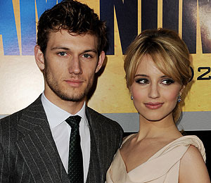 Dianna Agron and Alex Pettyfer Call It Quits