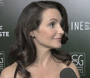 Kristin Davis on a 'Sex and the City' Sequel