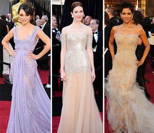 Vote! The Oscars: Best-Dressed Women