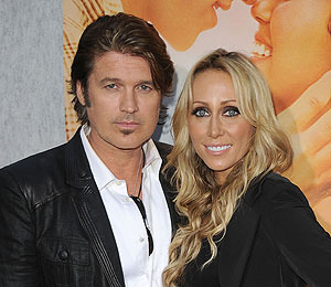 Billy Ray Cyrus Drops the Divorce