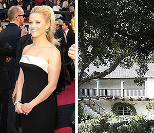 Extra Scoop: Photos! Wedding Location: Reese Witherspoon's Ojai Estate