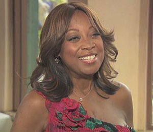 At The Grove: Star Jones Promotes 'Satan's Sisters' Book