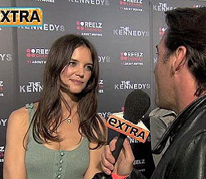 TomKat Date Night at 'The Kennedys' Premiere