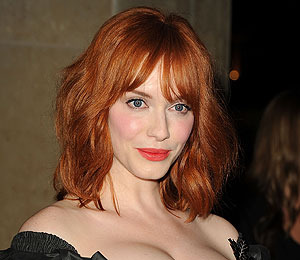 Christina Hendricks Responds to 'Mad Men' Delay